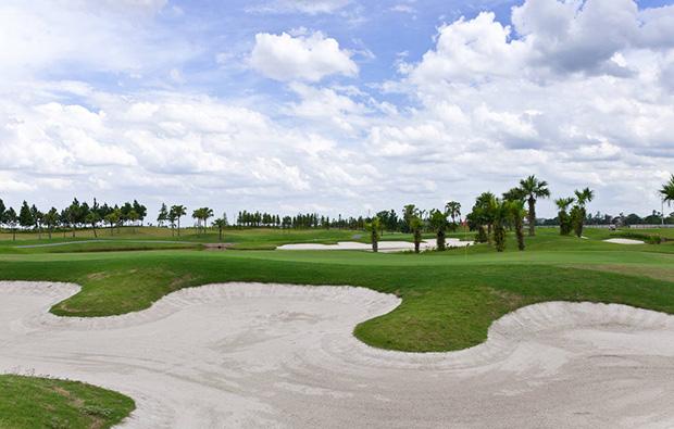 Heron Lake Golf Course in Hanoi | Golf Course in Hanoi, Vietnam.