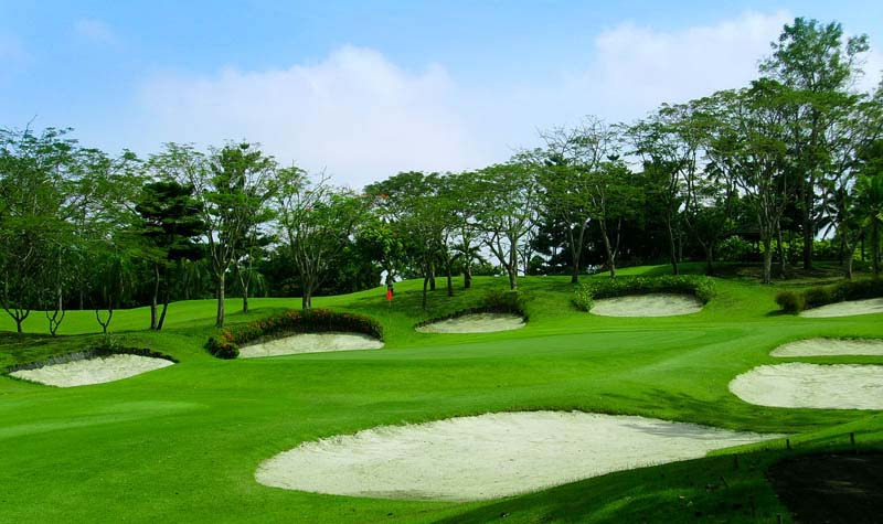 Bunkers Royal Ratchaburi Golf Club, Kanchanaburi