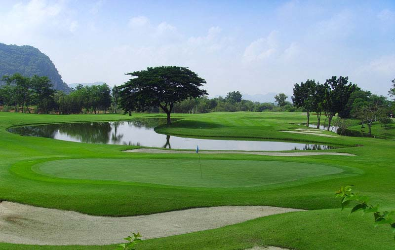 Green Royal Ratchaburi Golf Club, Kanchanaburi