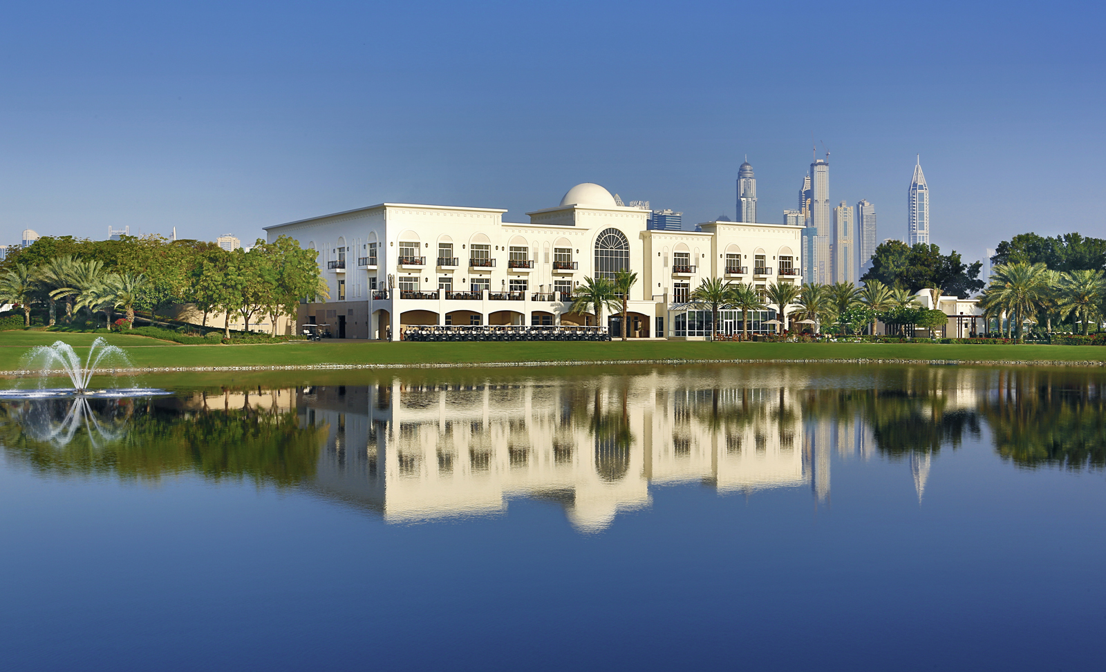 clubhouse, the address montgomerie dubai, dubai, united arab emirates