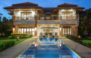 Angsana Villas Resort | 4 Bedroom Villa
