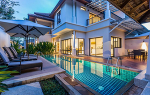 Angsana Villas Resort | 3 Bedroom Villa