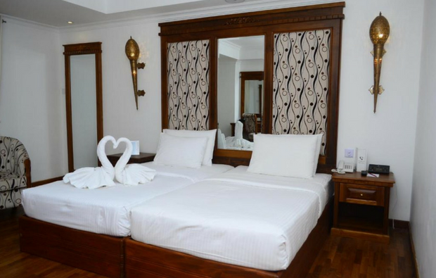 Araliya Green Hills - The Rooms