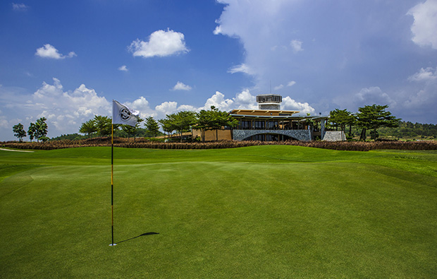 9th hole, siam country club plantation course, pattaya, thailand