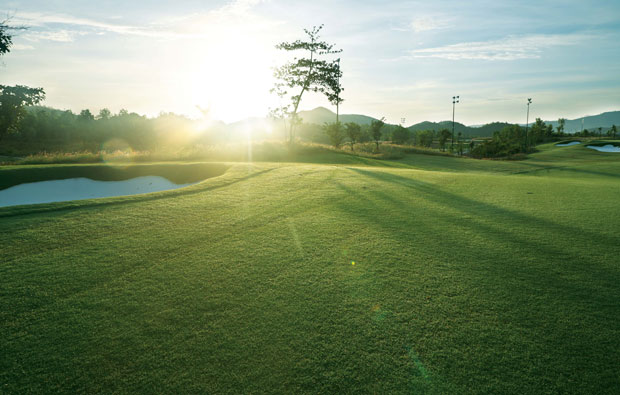 sunrise bana hills golf club, danang, vietnam