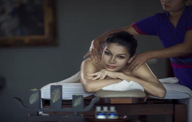 Bagan Lodge Hotel spa