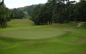 Baguio golf Country Club