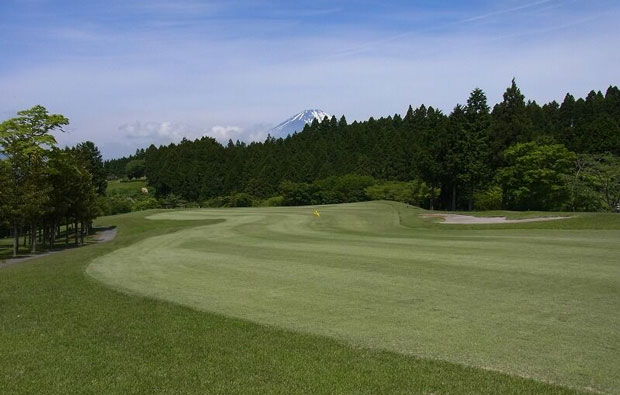 Belleview Nagao Golf Club Approach