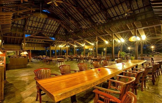 Borneo Highlands Resort restaurant