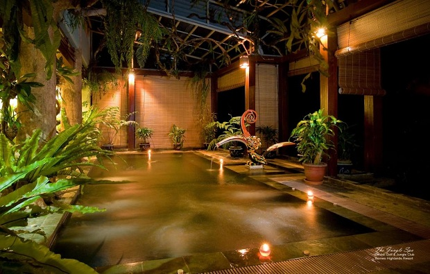Borneo Highlands Resort  spa