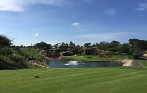 bukit pandawa golf country club bali