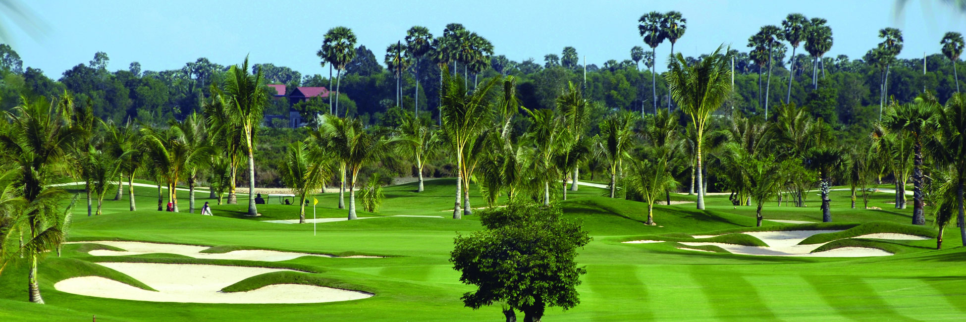 Cambodia Golf Courses & Holidays