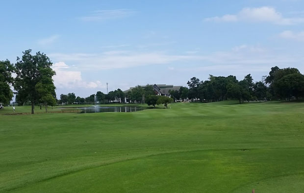 Chuan Chuen Golf Club Clubhouse