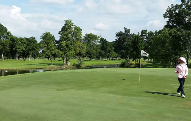 Chuan Chuen Golf Club Green