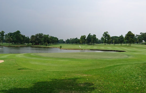 Chuan Chuen Golf Club view
