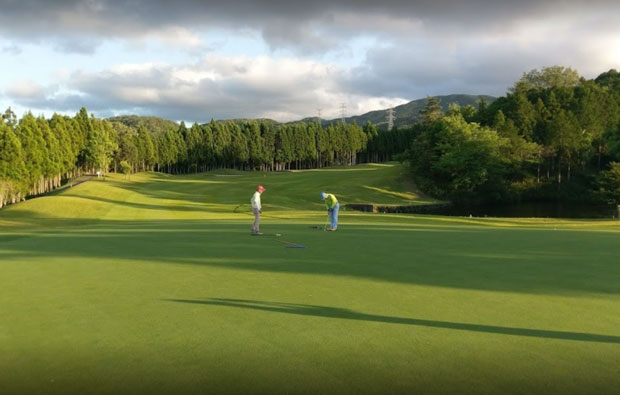 Cocopa Resort Club Mie Hakusan Golf Course Green