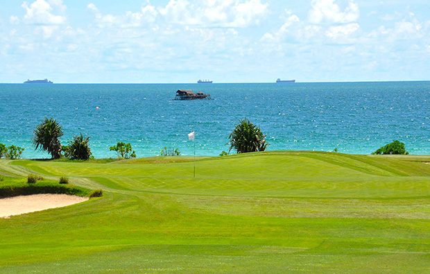 sea views laguna bintan golf club, bintan, indonesia