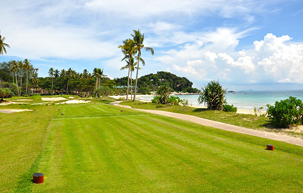 fairway, laguna bintan golf club, bintan, indonesia