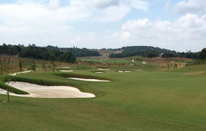 The Els Club Desaru Coast Valley Course