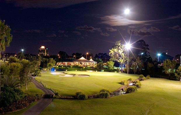emerald lakes golf club golf course in gold coast australia. Black Bedroom Furniture Sets. Home Design Ideas