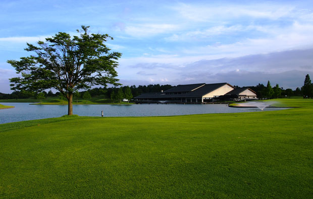 Excellent Golf Club Ise Ootori Course Club House