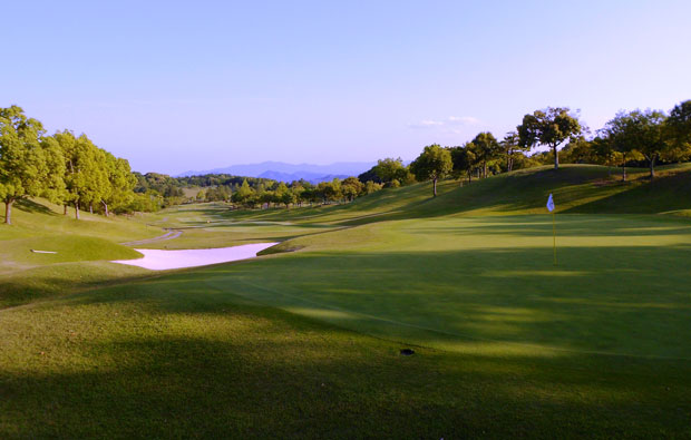 Excellent Golf Club Ise Ootori Course Green