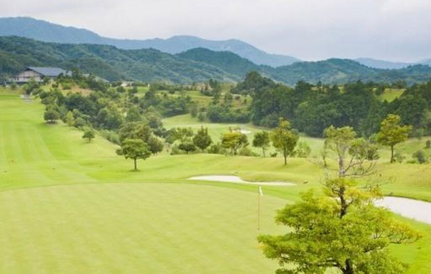 Excellent Golf Club Ise Futami Course Green