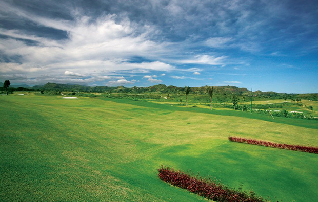 Fairway FA Korea Golf Country Club, Clark, Philippines