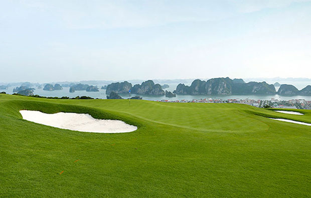 FLC Ha Long Bay Golf Club Fairway