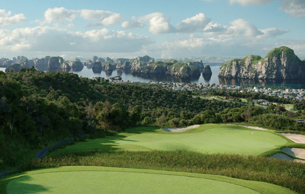 FLC Ha Long Bay Golf Club Par 3