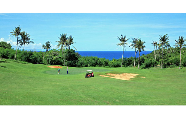 Fairways Bluewater Resort Golf Club, Boracay, Philippines
