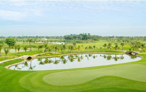 Phnom Penh Golf Break