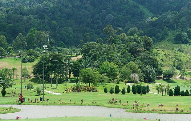 overview bukit unggul country club
