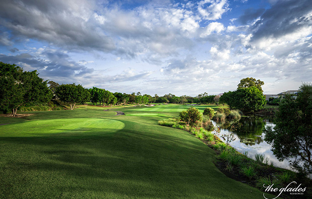 Fairway The Glades Golf Club, Gold Coast, Australia