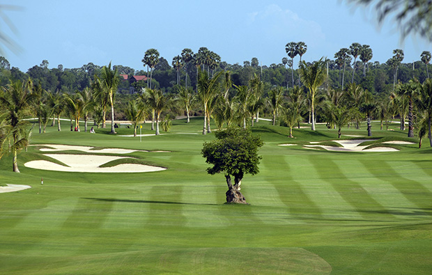 Phokeethra Country Club, Siem Reap