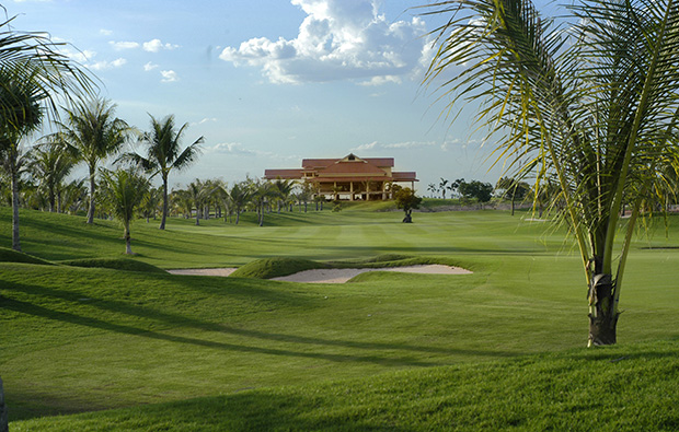 clubhouse phokeethra country club, siem reap, cambodia