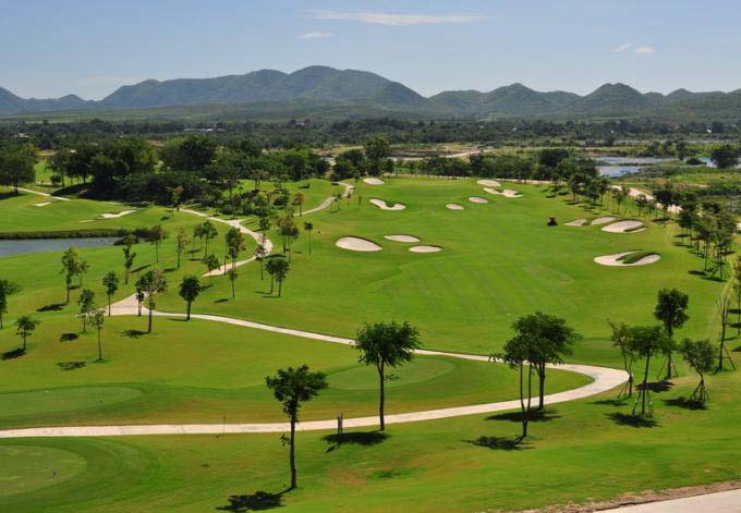 Fairway Grand Prix Golf Club, Kanchanaburi