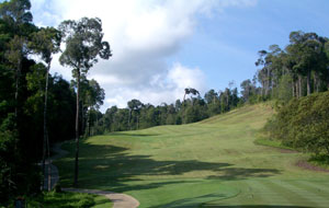 fairway, bintan lagoon resort, jack nicklaus course, bintan, indonesia
