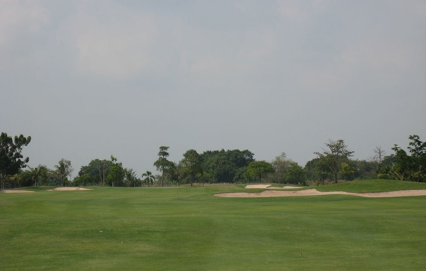 fairway, president country club, bangkok, thailand