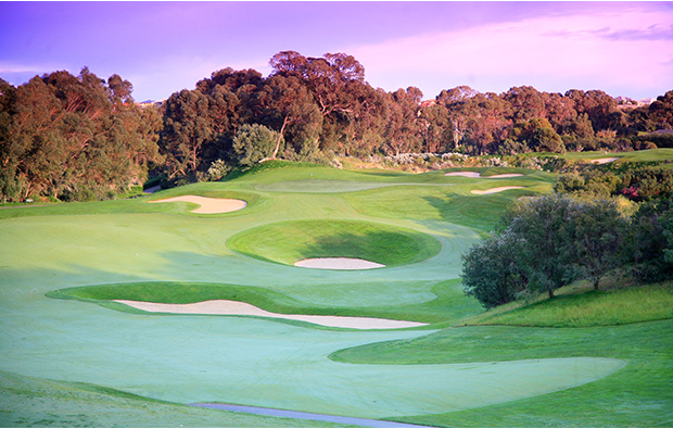 Fairway Joondalup Golf Club, Perth