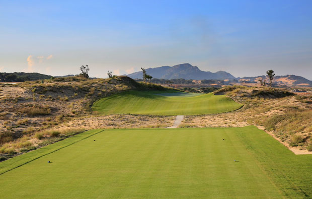 KN Golf Links Cam Ranh - Tee Boxes