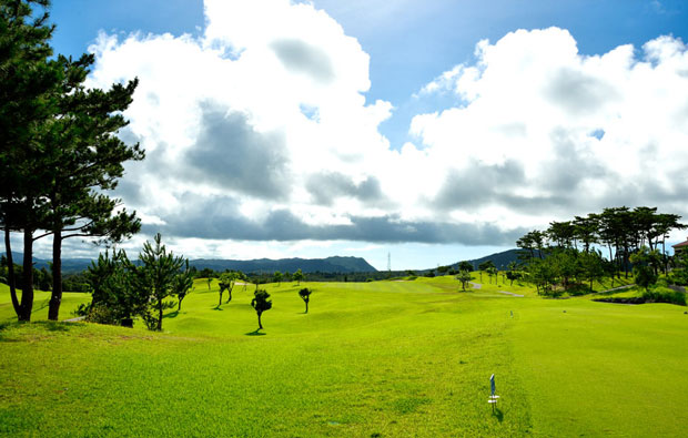 Kanehide Kise Country club Tee Box