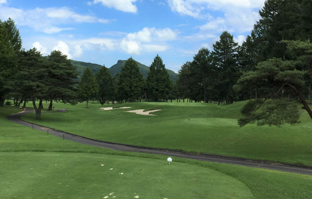 Karuizawa 72 Golf South Course Green