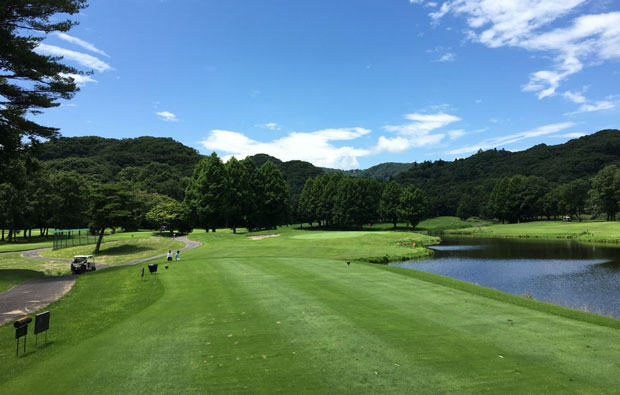 Karuizawa 72 Golf South Course Par 3