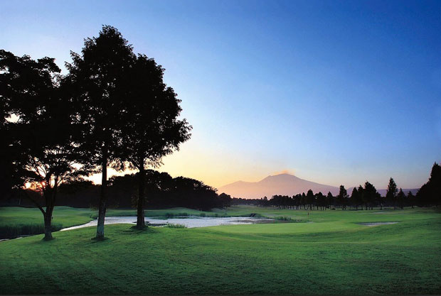 Karuizawa 72 Golf North Course Green