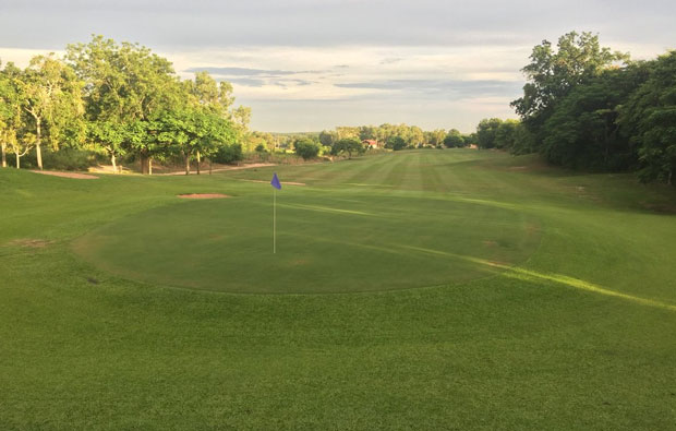 King Naga Golf Club Fairway