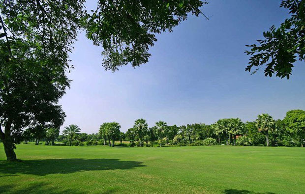 Fairway Krung Kavee Golf Course