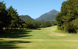 fairway Mie Country Club, Japan