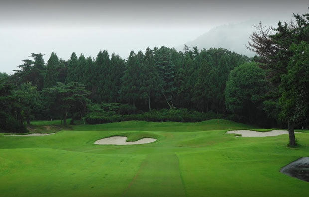 Mie Country Club, Japan Green