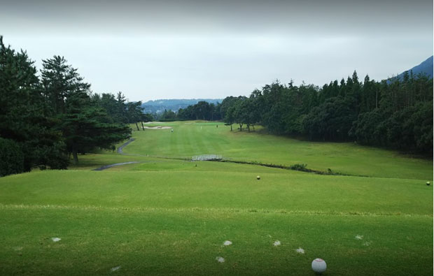 Mie Country Club, Japan View